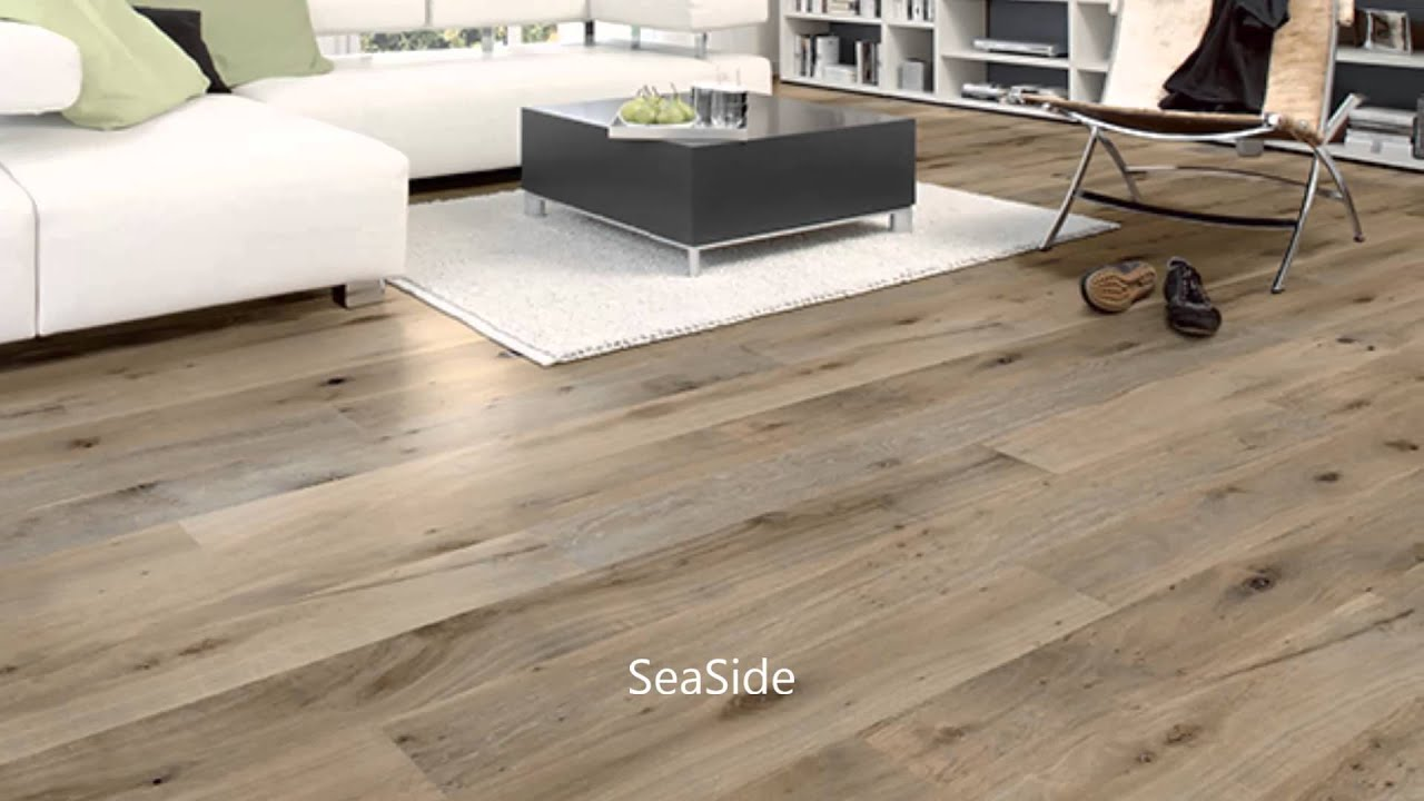 Palladio Wide Plank Engineered French Oak Collection