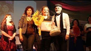 sonia prez inostroza gan el cuarto festival de la voz talento de mujer la ligua 2014