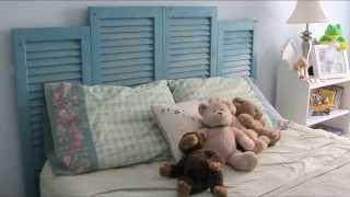 Изголовье кровати(Видео-блог о дизайне, архитектуре и стиле. Идеи для тех кто обустраивает свой дом, квартиру, дачу, садовый..., 2013-11-23T18:55:16.000Z)