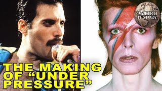 Queen vs. David Bowie | The Making of Under Pressure