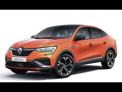 Nuevo Renault Arkana, el SUV Coupe híbrido
