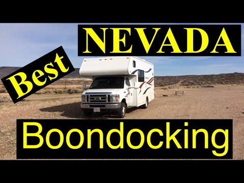 Nevada Boondocking Part I