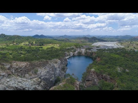 Cliff jumping in Zimbabwe | Episode 003