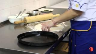 Учимся готовить закрытую пиццу - Кальцоне