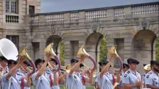 Musique militaire française - Le passage du grand cerf