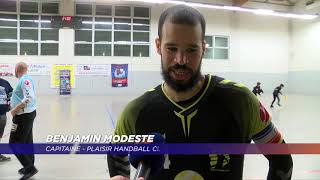 Yvelines | Le Plaisir handball club se relance en Nationale 3