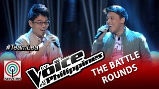 "The Voice of the Philippines Battle Round ""Forevermore"" by Timothy Pavino and Philippe Go (Season 2)"