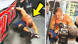 10 Wrestling Matches That Had to Be Stopped Due to Injury! (WWE)