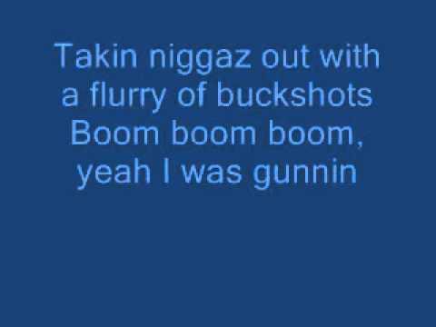 N.W.A - Gangsta Gangsta Lyrics