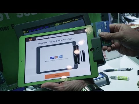 Point of Sale Technology from NCR   NRF 2016
