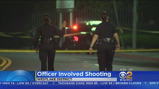 Baixar LAPD Officers Open Fire On Armed Bicyclist In Westlake