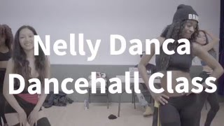 """ Pull Up To Mi Bumper "" -  Konshens & J Capri - Nelly Danca Dancehall Class"