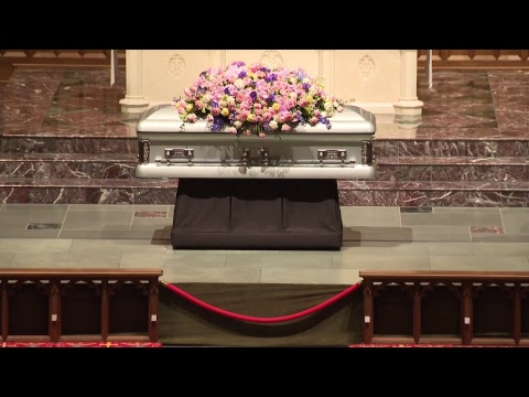 The Public Viewing of Former First Lady Barbara Bush