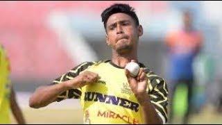 Mustafizur Rahman Best BPL Bowling 2019   Rajshahi Kings vs Khulna Titans   bpl highlights