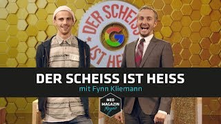 Der Scheiß ist heiß mit Fynn Kliemann | NEO MAGAZIN ROYALE mit Jan Böhmermann - ZDFneo