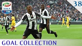 Goal collection - Giornata 38 - Serie A TIM 2015/16 streaming