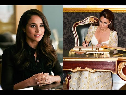 Meghan Markle Surpasses Kate Middleton as the Most Popular Royal..What makes Katie Middleton fall?