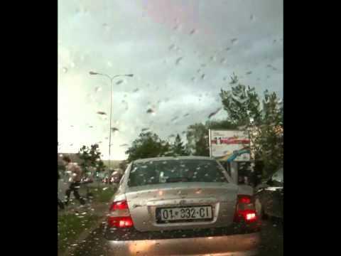 Pristina City---big storm is coming....