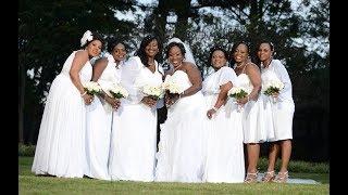 WHY MY BRIDESMAIDS WORE WHITE;STEVE NYABWA