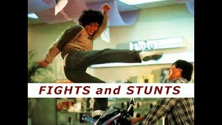 Jackie Chan - Fight Scenes and Stunts 1080p (Police Story 1 and 2)