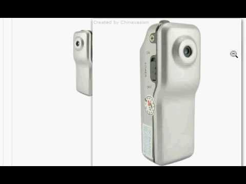 $-88-us,-mini-dv-camera---world's-smallest-hi-res-camcorder-(18-fps)-1st-shopping-channel