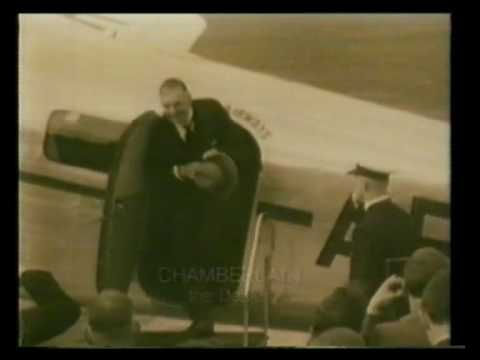 Peace in our time? (1938 Munich Crisis) Part 1 of 11
