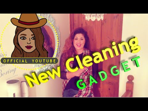 Hayley get's a new cleaning gadget!! - Obsessive Compulsive Cleaner Hayley's Vlog