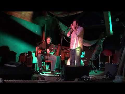 Ben Prevo with Tony Devine on harmonica
