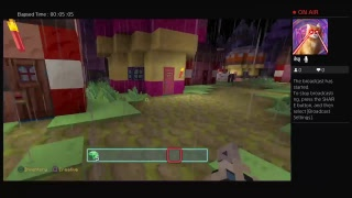 Adventure time roleplay minecraft Stake out!!! 4