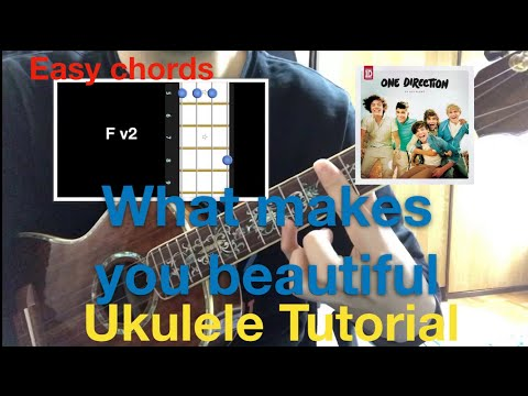 what makes you beautiful acoustic guitar lesson - Myhiton