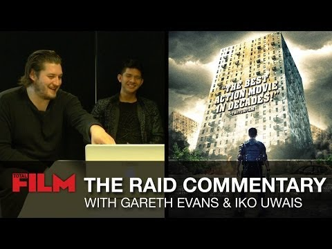 The Raid Commentary with Gareth Evans and Iko Uwais