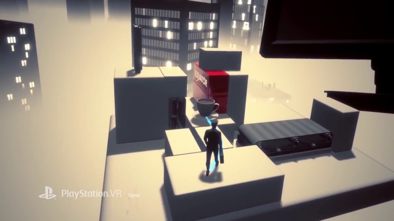 Salary Man Escape PS4/PSVR - Trailer