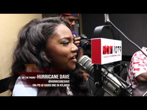 Summerella Talks 11 Something & Being a Chocolate Goddess & Singing For KD Bowe & Hurricane Dave