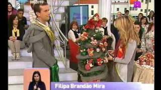 Dicas - Decorações de Natal com Velas  - Praça da Alegria