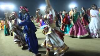 Maa shakti Garba Mahotsava Vadodara Gujarat India