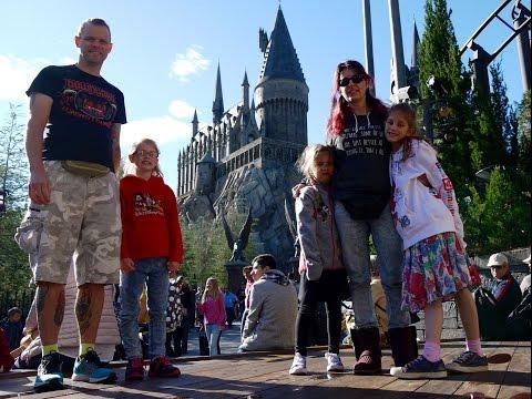 Universal Studios Florida: 2 days in January 2016
