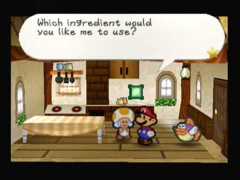 (045) Paper Mario 100% Walkthrough - Tayce T.'s Recipes