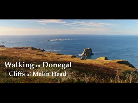 Donegal - Cliffs of Malin Head