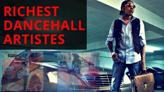 TOP 10 RICHEST JAMAICAN DANCEHALL ARTISTES AND THIER NET-WORTH 2018 (Jamaican Musicians)