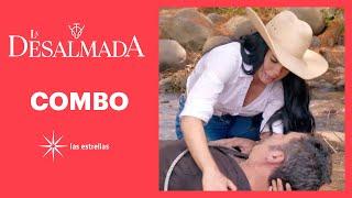 La Desalmada: ¡Fernanda le salva la vida a Octavio! | C- 11 | Las Estrellas