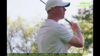Going Golfing With Matt Ryan   NFL Live
