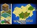 Minecraft 1.13 SEEDS | SURVIVAL ISLAND (VILLAGE AT SPAWN)