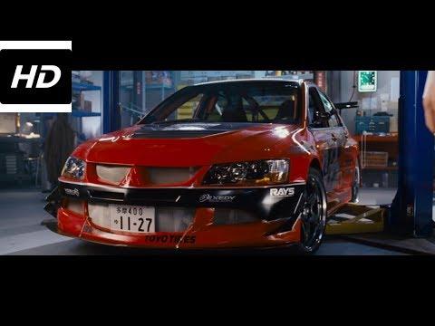 Тройной форсаж: Токийский Дрифт - Погоня в городе