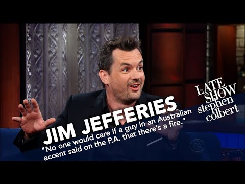 Thumbnail: Jim Jefferies Doesn't See The Point In Bombing Australia