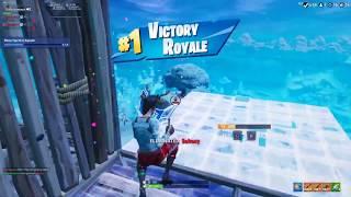 16 Kills Solo vs Squad ( Fortnite Battle Royale)