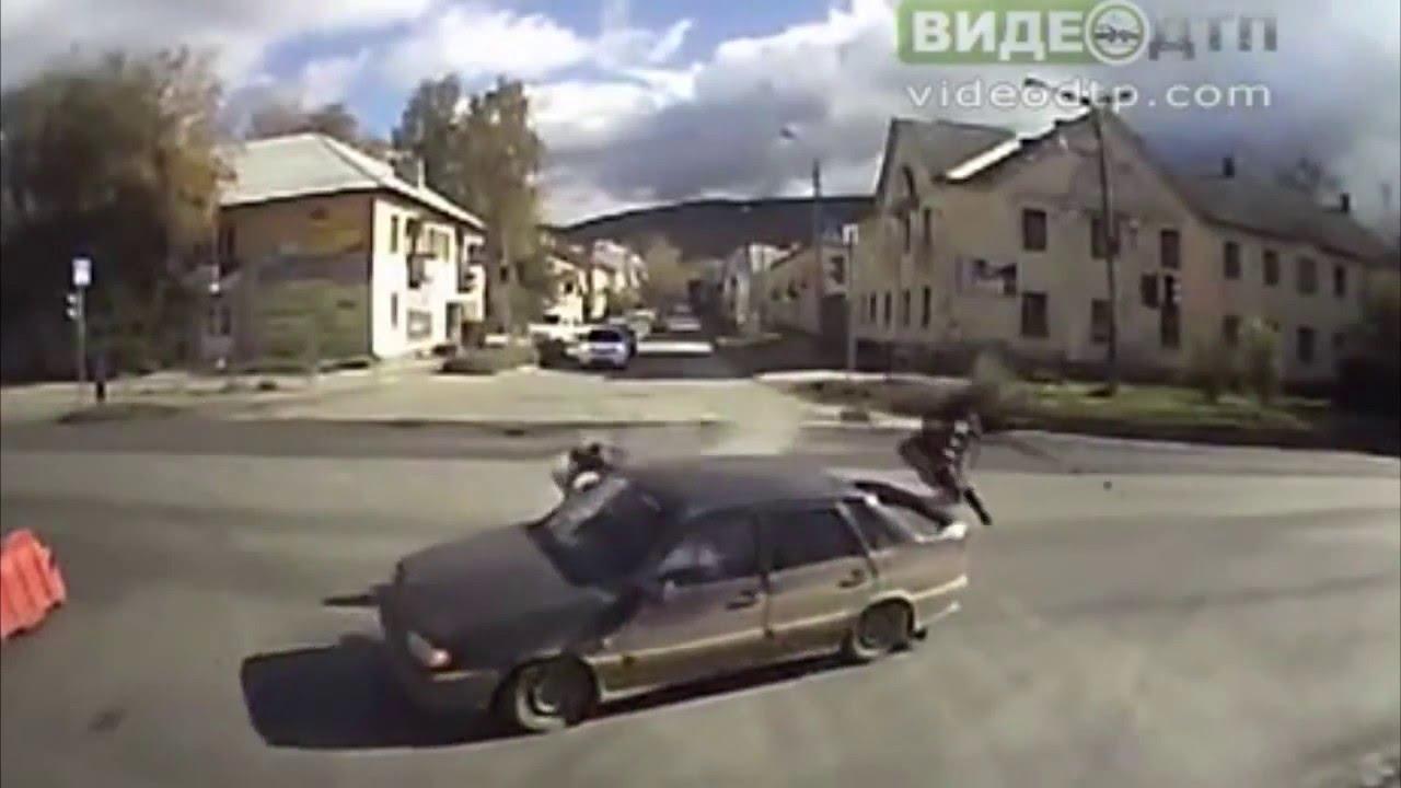 Новая подборка ДТП и аварий 15.02.2017 PART#6