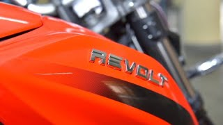 केवल 3,999 रुपये देकर घर लाये 180 Kmpg का शानदार माईलेज देने वाली ये इलेक्ट्रिक बाइक !! Revolt RV400