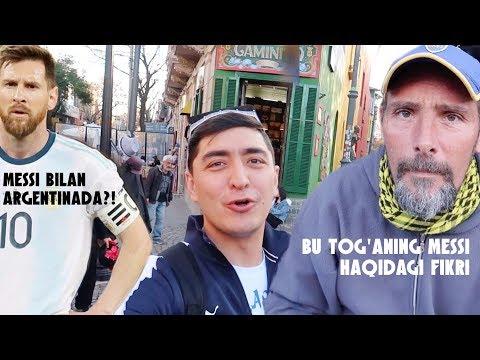Messini ko'rib qolganim, Boylar Qabristoni borligi, Teatr-Kitob do'koni   Argentinaga SAYOHAT!
