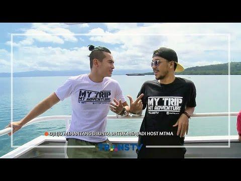 MY TRIP MY ADVENTURE - Sejuta Pesona Surga Di Maluku Tengah(13/08/16) Part 1/6