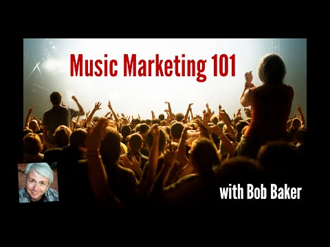 Music Marketing 101 Demystified - My FREE course on Udemy